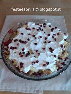 Feste e Sorrisi - Trifle rivisitato