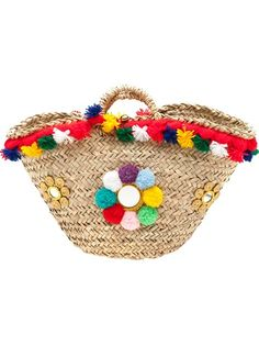 MUZUNGU SISTERS - Sicilian tassel basket