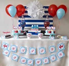 airplane birthday party printable collection #airplanebirthdayparty #airplane