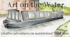Art on the Water – Art & adventures on narrowboat Wind Rose