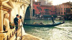 Boda en Venecia