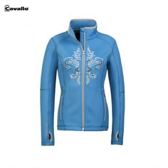 Cavallo Ginevra Jacket - Azure Blue, £109. This cool blue shade is perfect for long, warm days.