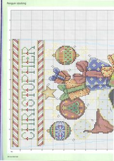Image result for free cross stitch christmas stocking patterns