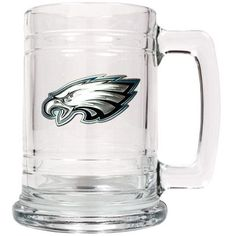 Personalized NFL Emblem Mug - Philadelphia Eagles