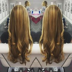 We  Mondays!  #bloout #blowdrybar #blowdry #blowout #longhair #hairgram #hairfashion #hairpost #phillyhair #phillyhairstylist #phillysalon #fb #twitter