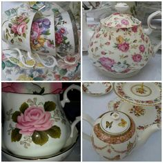 Give your party the wow factor with our pink collection of vintage china. All available for hire