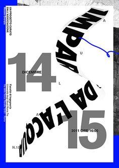Poster Acqua 2 (by officina mulatto)