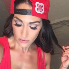 Oh Nikki you're so you fine, you're so fine you blow my mind. 😜Fresh clean glam on by me… Nikki Bella Photos, Nikki And Brie Bella, Wrestling Divas, Women's Wrestling, Bella Sisters, Nicole Garcia, Total Divas, Wwe Girls, Wwe Womens
