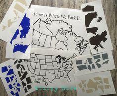 RV Doors Kinda Suck YouTube Camper Pinterest Watches - Us rv traveling map