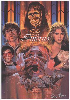 Inferno by Graham Humphreys, in VincentVan Peer's Prints Comic Art Gallery Room - 1121379