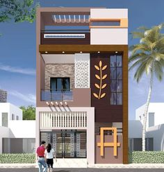House Outer Design, House Outside Design, Home Stairs Design, Bungalow House Design, House Front Design, Small House Design, Modern Exterior House Designs, Modern Architecture House, House Layout Plans