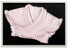 Ravelry: Baby Wrap - a machine knitting pattern pattern by Mar Heck