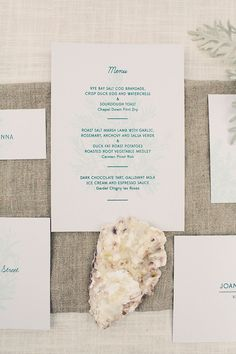 Stationery by Pirrip Press | Image by Marshal Gray Photography