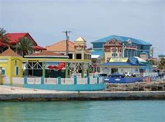Grand Cayman-Clean and fun city!  No Worries (or high pressure sales)