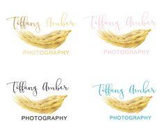 Items similar to Feather Gold Branding Kit Custom Logo Design Logo Branding Package Logo Watermark Personalized Logo Graphic Design ETSY Logos ETSY Banner on Etsy