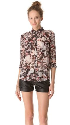 Club Monaco Cameron Shirt, $130.