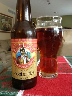 510. Highland Brewing Co - Gaelic Ale