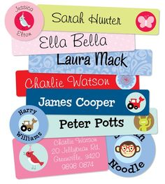 Name Labels, Name Tags, Name Tag For School, Tags Ideas, Jelly Beans, Bible Quotes, Free Printables, Vector Free, Prayers