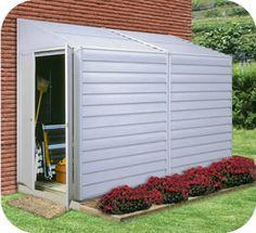 Yardsaver 4x10 Arrow Storage Shed Outdoor Storage Sheds, Metal Storage Sheds,  Rubbermaid Storage Shed