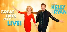 Welcome to the official website for the nationally syndicated talk show LIVE with Kelly and Ryan.