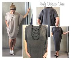Hedy Designer Dress - Sizes 22, 24, 26 - PDF dress sewing pattern for printing at home by Style Arc - Instant Download - Sewing Project