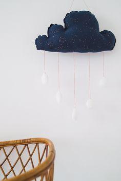 Mobile Grand nuage constellation marine  Photo crédit: @gangofmothers