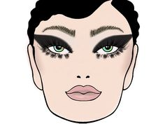 Face chart of the day