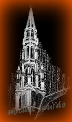 Modèle SC 11, Prix : 5,00 € Lace Heart, Lace Jewelry, Micro Macrame, Bobbin Lace, Hobbies And Crafts, Empire State Building, Lace Detail, Embroidery, Architecture