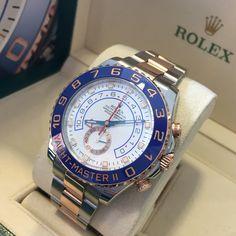 Big, bold & beautiful - A fantastic preowned Rolex Yacht-Master II