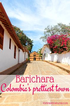 A little travel mystery in Barichara | The Travel Natural