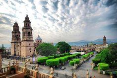 Morelia, Michoacán de Ocampo, México,
