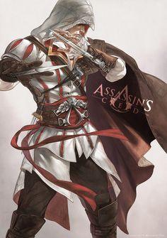 AC II by =Virus-AC on deviantART #AssassinsCreed #EzioAuditore