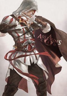 AC II by =Virus-AC on deviantART #AssassinsCreed #EzioAuditore