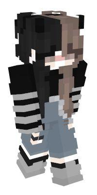 Mejores Skins de Minecraft | NameMC Minecraft Id, Minecraft Skins Creeper, Minecraft Skins Kawaii, Minecraft Projects, Minecraft Designs, Minecraft Character Skins, Minecraft Characters, Skin Girl, Minecraft Skins Aesthetic