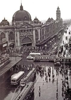 An entire forum dedicated to old photos of #Melbourne.