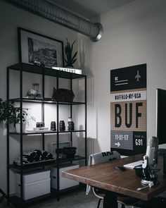 Whether you're working, crafting, reading, or writing at home, you need your comfort zone. Your home office is a place that inspires creativity and hard work. We've collected 36 best. Home Office Storage, Home Office Setup, Home Office Space, Home Office Design, House Design, Office Ideas, Home Studio Setup, Bedroom Setup, Gaming Room Setup