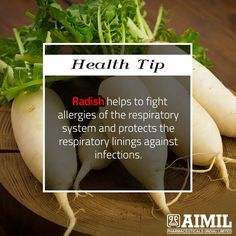 #Radish that common and beloved part of your #salad, is a root crop. Containing many #nutrients, radish is great for your #Health .  #AyurvedaCure #Herbalism #HealthCare #HealthyLiving #AyurvedicCure