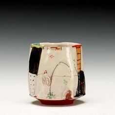 Schaller Gallery | Bede Clarke - Earthenware | Cup