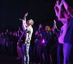 Matthew West singing his heart out! Christian Music Artists, Matthew West, Itunes, My Friend, Singing, In This Moment, Concert, Heart, Instagram Posts