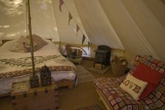 Glamping in Wales, could anything be finer in this weather?? WyeGlamping