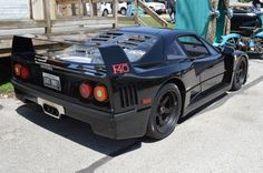 FERRARI_F40,#GAS_MONKEY..