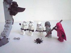 Arachnophobia | LEGO Star Wars