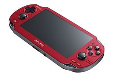 Sony PS Vita Cosmic Red