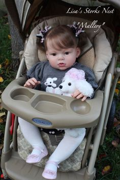 "NEW Reborn Toddler Doll KIT Arianna BY Reva Schick 28"" Body Included | eBay"