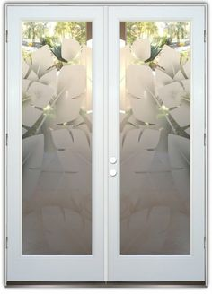 64 Best Etched Glass Doors Images In 2012 Entrance Doors