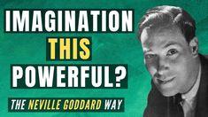 Neville Goddard, Law Of Attraction, Philosophy, Self, Thoughts, Words, Awakening, Bob, Bob Cuts