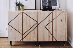 19 Best IKEA IVAR Storage Hacks: IVAR Washi Tape Hack