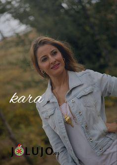 Collar Kara. www.jolujo.es