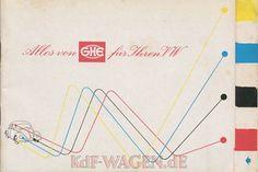 VW - 1957 - Alles von GHE für Ihren VW - [9704]-1