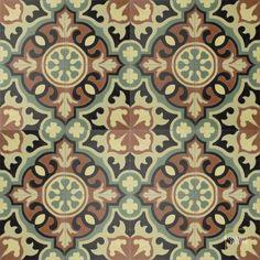Versailles C26-4-44-27-35 - moroccan cement tile